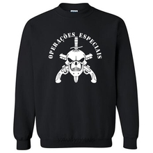 men sweatshirts BOPE Elite Death Squad Brazil Special Force Unit Military Police cotton sweatshirt black fashion hoodies(China)