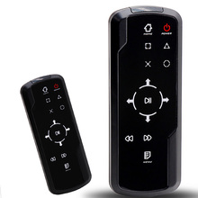 Bluetooth 3.0 Game Media DVD Remote Control Vedio Control for Sony Playstation 4 PS4 Game Console With English user manual
