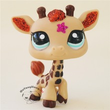 Pet Shop Animal Golden deer doll action Figure