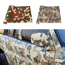 Buy 150x60cm Camo Car Sticker Vinyls PVC Motorcycle Waterproof Carbon Fiber Stickers Army Military CAMO Camouflage Woodland Decal for $10.72 in AliExpress store
