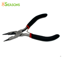 8SEASONS Iron Round-Nose High Quality Pliers Files Portable Beading Jewelry Useful Hand Tool 13cm, 1 Piece (B07414)(China)
