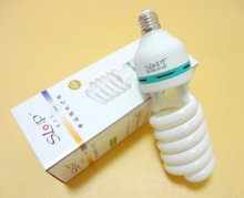 light bulb photography china market of electronic hot new products 2016 compact fluorescent lamp 135w 5500k super bright CD50(China)