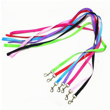 Pet products rainbow Pet Leash dog traction color optional quality is very good dog supplies 5zcx380(China)