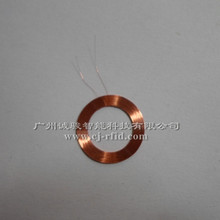 10pcs 125KHZ tag RFID antenna card ID card self-adhesive coil low frequency patrol point