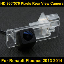 PAL HD 960*576 Pixels high definition Parking Rear view Camera for Renault Fluence 2013 2014 Car Waterproof Backup Camera