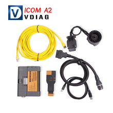 2016 Promotional price for BMW ICOM A2 Diagnostic Scanner Full set for bmw icom a2 b c without software icom a2 for bmw