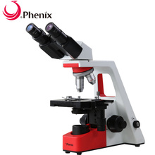 Free Shipping Phenix 1600x new science working models Binocular Tube Biological Microscope for lab research and clinical trials(China)