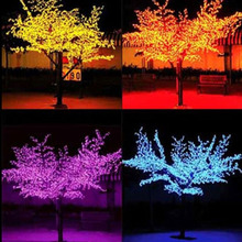 864LEDS 200cm high led cherry tree lights from tree and led strip lights store