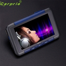 CARPRIE Super drop ship New Car 8GB Slim MP3 MP4 MP5 Music Player With 4.3 inch LCD Screen FM Radio Video Movie Mar710