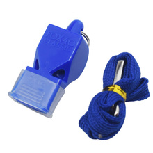 fox40 Whistle Plastic FOX 40 Soccer Football Basketball Hockey Baseball Sports Referee Whistle Survival Outdoor(China)