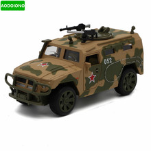 Combat Command Vehicle 1:32 Diecast Metal Car Model Navy Chariots Jungle Chariots Desert Chariots Simulation Alloy Car Kid Toys(China)