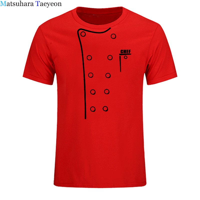 New Funny CHEF WHITES Kitchen Cooking Gift T Shirt Men Funny Tshirt Man Clothing Short Sleeve T-shirt Tees Tops clothing