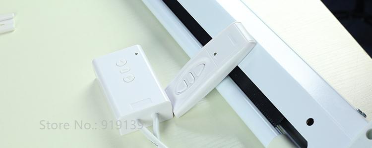 120inch 4x3 Electric Screen pic 21
