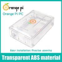 Orange Pi ABS Transparent Case for Orange Pi PC not for Raspberry Pi
