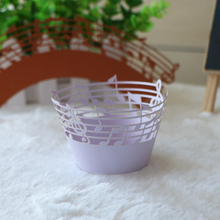 50pcs/lot Music Theme Party necessary Laser Cut wedding party decoration music note cupcake wrapper DG-8 free shipping