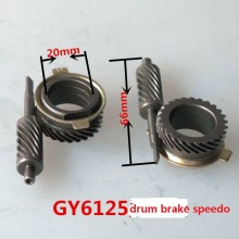 GY6 125CC 152QMI 157QMJ Drum Brake Speedo Scooter Motorcycle Speedometer Drive Gear