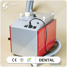 1 Piece Dental Lab Equipment Low Noise AX-MX800 Dental Vacuum Dust Extractor with Foot Switch for Dust Extraction in Dental Labs