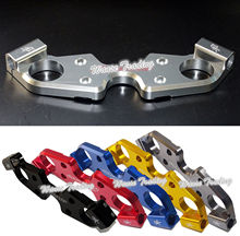 Motorcycle Front Fork Lowering Triple Tree Upper Top Clamp Yoke For Suzuki GSX1300R GSXR GSX-R 1300 2008 2009 2010 2011-2016