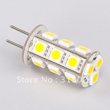 Free Shipment 18led SMD5050 G6.35 LED Lamp 12VDC Bulb Commercial Engineering Indoor Professional Sailing 1pcs/lot