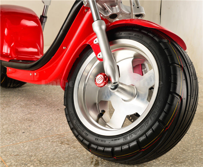 Daibot Electric Scooter Harley Citycoco Two Wheels Electric Scooter 60V 1500W Electric Scooter Motorcycle For Adults (10)