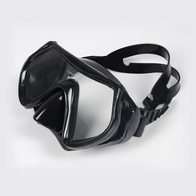 men women Anti-fog snorkeling mask Tempered glass lens Swimming Diving Mask Water Sports Snorkeling Equipment