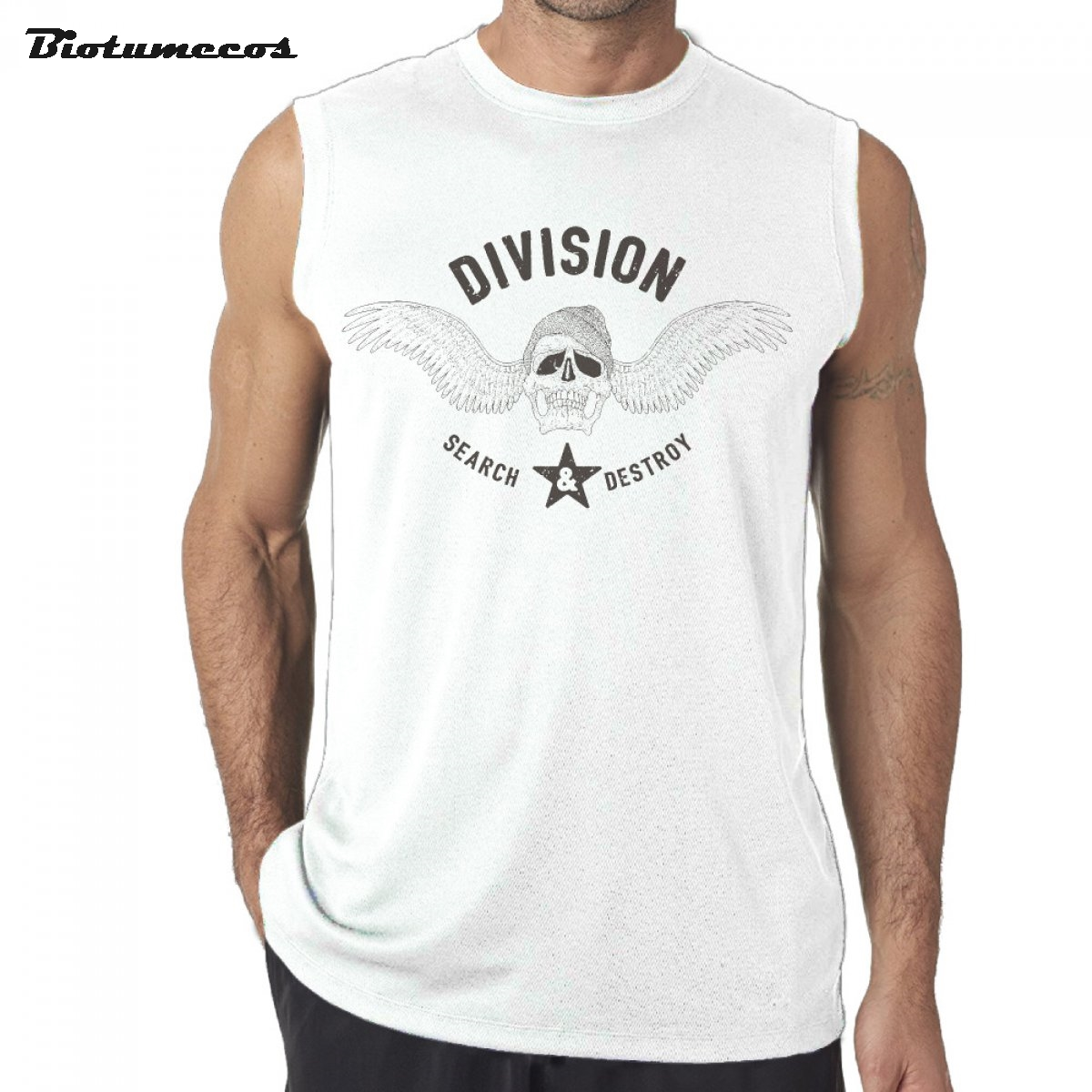Men tank tops fashion