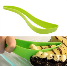 1PC est Cake Pie Slicer Sheet Guide Cutter Server Bread Slice Knife Kitchen Gadget kitchen accessories,cooking tools Brand New(China)