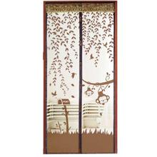 New Qualified Summer Prevent Mosquito Curtain Portiere Screen Door Magnetic Magnet Scenery Levert Dropship dig683(China)