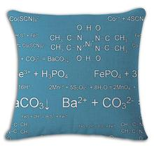 Manufacturers Wholesale Customized Latest Design Simple Alphanumeric Throw Pillow Cushion For Children Gifts(China)