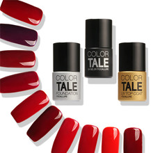 Focallure UV Nail Gel Polish Red Series 12 Colors Soak-off Long Lasting Nail Gel Art Hot Sale Nail Gel Lacquer UV Lamp Dry(China)