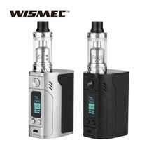 Buy Original WISMEC RX300 TC Kit 300W Reux Atomizer 6ml 4x18650 Battery Included VS RX300 TC Mod BOX Vape E-cigarette for $56.84 in AliExpress store