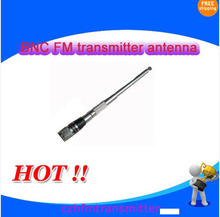 FM Transmitter broadcast short Antenna BNC wholesale 76Mhz-108Mhz(China)