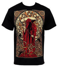 FL&AEVVE CHILDREN OF BODOM Nouveau Reaper Official T SHIRT Brand New full hand t shirt for man(China)