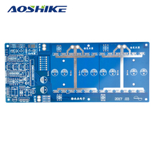 Aoshike 48V 4500W Pure Sine Wave Power Frequency Inverter Bare PCB(China)