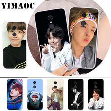YIMAOC Bangtan Boys J-HOPE мягкий чехол для Xiaomi Redmi 4A Note 7 4X5 плюс 5A Prime 6 Pro 6A S2 Go(Китай)