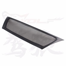 Matt Black Bumper Mesh Front Grill Grille For Lexus IS250 IS350 2011 to 2013[2081022]