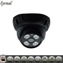 1920*1080p IP Camera Dome POE with Audio Security Camera IP 720P Network ip Camera 960P P2P ONVIF CCTV  poe system 48V