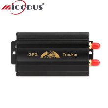 Car GPS Tracker Spy Cut off Oil Power Data logging Monitor Voice GPS Locator GSM Track Alarm ACC SOS TK103A Geo-fence 12V-24V(China)