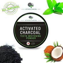 Top Selling Teeth Whitening Powder Natural Organic Activated Charcoal Bamboo Toothpaste 30g Content Unique Active Formula Anne(China)