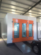 Spray Booth For Car Which Can Produce According To Clients' Requirements(China)