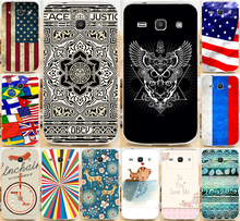 National flag Eye Let Me Go PC Hard Plastic Case cover For Samsung Galaxy Star Advance G350E Cell Phone Case Cover Skin Shell