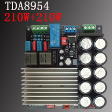Ultra TDA8950 TDA8954 210W + 210W digital amplifier board fever finished 2.0 after two-channel Class D Digital Power Amplifier