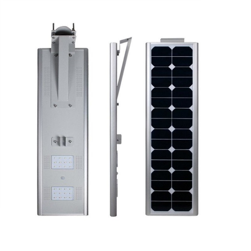 12v 20W All-in-one solar street light 1500lm solar lamp outdoor with motion sensor cheapest solar power light system IP65(China (Mainland))
