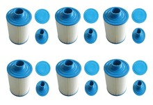 6 pcs/ lot Jazzi pool Hot tub spa filter fit Wellis, Grandform jazzi spa SKT series(Hong Kong)