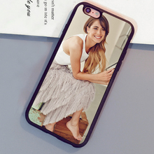 Violetta Tini Soft Rubber Skin Phone Cases For iPhone 7 7 Plus 6 6S Plus 5 5S 5C SE 4S Back Cell Housing Cover