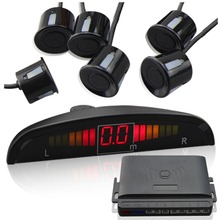 Car parking sensors 6 sensors 22mm Backup radar detector 2 front parking sensors +rear parktronics 4, rear parking sensors