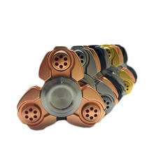 Buy Hot! CKF Alloy Triangle Gyro Fidget spinner metal EDC Hand Finger spinner Autism ADHD Anxiety Stress Relieve Toys Gift for $5.65 in AliExpress store