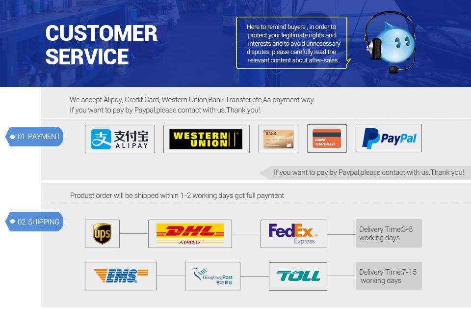 customer service a