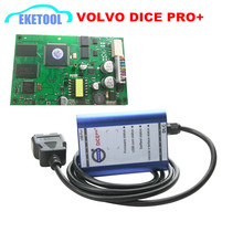 Hot Sale Blue Dice Pro+ For Volvo Cars 2014D Professional Powerful Interface Supports Firmware Update&Self-Test Vida Dice