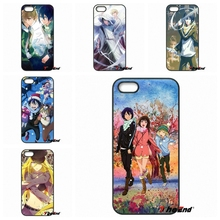 Top 10 Anime Yato Noragami Mobile Phone Case Cover For iPhone 4 4S 5 5C SE 6 6S 7 Plus Galaxy J5 J3 A5 A3 2016 S5 S7 S6 Edge